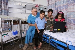 Hamas reduces trade with Israel; Israel gives Gazan children free medical treatment