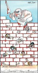 Sunday Times Netanyahu cartoon larger 270113