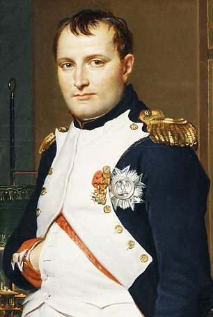 Shows: Napoleon  Source: drew gardner
